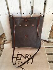 Henry Cuir Beguelin New One of a Kind SPECIAL Price Shoulder X-body Bag, $1500