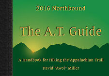 The A.T. Guide Northbound 2016   by David Miller  [Paperback]