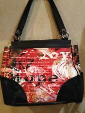 Miche Prima Large HOPE Shell - Supports Cancer Awareness - Silver Hardware - NEW