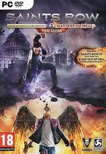 Saints row game of the century edition & gat out of hell (pc dvd)