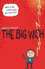 The Big Wish, Brandon Robshaw, Very Good condition, Book