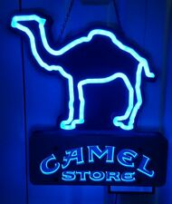 CAMEL STORE Neon Like Cigarette Advertising Sign