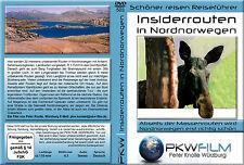 Reisefilm die schönsten Insiderrouten Nordnorwegen DVD Reiseführer Norwegen DVD