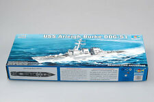 Trumpeter 1/350 04523 USS Arleigh Burke DDG-51