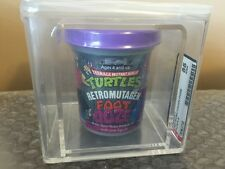 Vintage 1990 Teenage Mutant Ninja Turtles FOOT OOZE SEALED AFA 85 TMNT Playmates