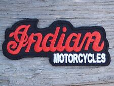 ECUSSON PATCH THERMOCOLLANT aufnaher toppa INDIAN motorcycle victory polaris 2