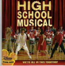 (AO292) High School Musical, We're All In This..- DJ CD