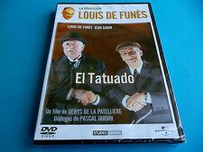 EL TATUADO / LE TATOUE - Jean Gabin / Louis De Funes  - Precintada