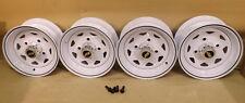 CLASSIC MINI JBW W8 STEEL WHEELS - CAR SET OF 4 - 4.5x10 10ET 4X101.6 - NEW