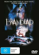 BRAINDEAD - PETER JACKSON CLASSIC BLACK COMEDY- NEW & SEALED DVD