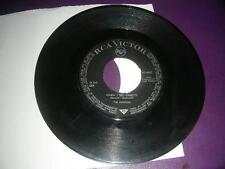 """RARE Import 45 The Hunters """"When I see Babette /Janosh"""" RCA VG"""