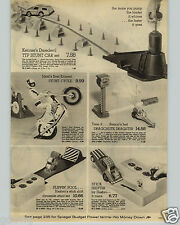 1973 PAPER AD Ideal Toy Evel Knievel Stunt Cycle Motorcycle Kenner Daredevil