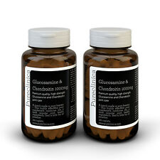 1000mg Glucosamine & Chondroitin - 6 Month supply - most effective G&C available