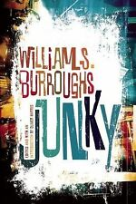 Junky : The Definitive Text of Junk by William S. Burroughs (2012, Paperback)