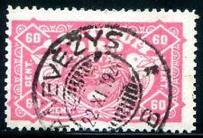 LITAUEN 1924 222Y gestempelt geprüft BPP 450€(Z2929