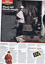 JANE'S ADDICTION - STRAYS REVIEW  original press clipping approx 30x20cm 1999