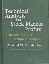 """Technical Analysis and Stock Market Profits : """"The Real Bible of Technical..."""