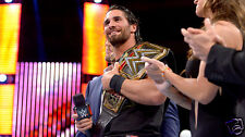 Seth Rollins WWE Raw in Uniondale NY Photo #3