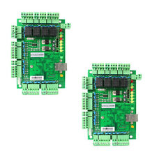 2* TCP/IP Entry Access Control Board Panel Controller for 4Door 4Reader+track CO