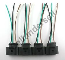 4 Ignition Coil Connector for Audi VW Harness Plug Wiring Repair Jetta Passat