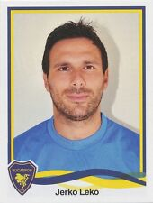N°041 JERKO LEKO # CROATIA BUCASPOR STICKER PANINI SUPERLIG 2011