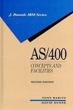 AS/400 Concepts and Facilities (IBM McGraw-Hill Series) Baritz, Tony, Dunne, Da