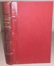 1877 THEATRE DE SOPHOCLE E.PESSONNEAUX 3è édit.CHARPENTIER Paris in12