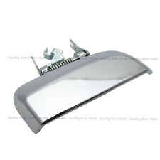 Door Handle Chrome Rear Left Outer Silver Tailgate Handle For Nissan Pathfinder