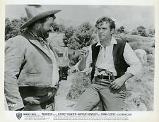 JEFFREY HUNTER MURIETA 1965 VINTAGE PHOTO ORIGINAL #12