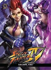 STREET FIGHTER IV HC VOL 01 WAGES OF SIN - NEW HARDCOVER COMIC