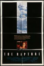 The Rapture ORIGINAL One Sheet Movie Posters David Duchovny Mimi Rogers 1991