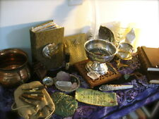 Magickal 1 Month Spell Trial - Wiccan Cast Altar Haunted Power Manifestation