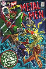 Metal Men #36 (Feb./Mar. 1969) VF- Silver Age DC Comic ID#739