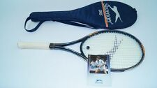 *NEU*Slazenger Ceramic OMS Tennisschläger L4 racket strung Jimmy Connors tour