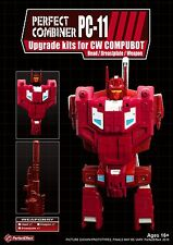 PERFECT EFFECT - PC-11 PERFECT COMBINER UPGRADE SET COMPUTRON PART 1