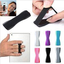 Finger Phone Holder Sling Grip Anti Slip Stand Plastic for Phone Eye-Catching