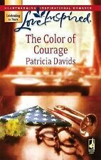 The Color of Courage (Mounted Color Guard Series #1) (Love Inspired #409)