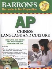 Barron's AP Chinese Language and Culture: with Audio CDs (Barron's: the Leader i
