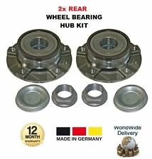 FOR PEUGEOT 508 2.2 HDi 2010  ON NEW 2x REAR WHEEL BEARING KITS