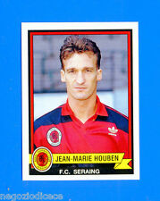 FOOTBALL 94 BELGIO Panini-Figurina -Sticker n. 278 - HOUBEN - SERAING -New