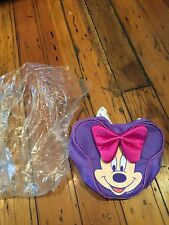 NOS Disney Minnie Mouse Bicycle Handlebar Bag-Bike Pack-* Trusted Seller