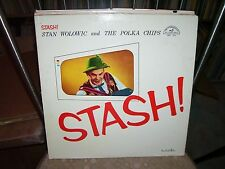 STAN WOLOWIC & THE POLKA CHIPS, Polka Music, ABC PARAMOUNT # 275