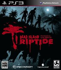 (Used) PS3 Dead Island: Riptide [Import Japan]((Free Shipping))