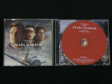 Pearl Harbor. Film Soundtrack. Compact Disc. 2001. Made In Singapore.