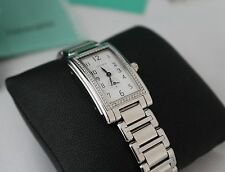 TIFFANY & Co. GRAND RESONATOR DIAMOND LADIES' WATCH