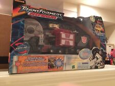 Hasbro Transformers Armada POWERLINX OPTIMUS PRIME & CORONA SPARKPLUG MISB New