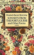 Sonnets from the Portuguese and Other Poems (Dover Thrift Editions), Elizabeth B