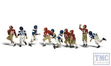 A2169 Woodland Scenics N Gauge Youth Football Players