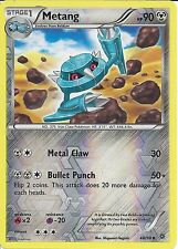 POKEMON CARD XY ANCIENT ORIGINS - METANG 48/98 REV HOLO