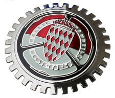 Rallye Monte Carlo - Monaco coat of arms car grille badge
